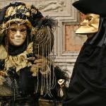 Венеция маска